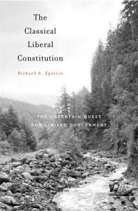 ClassicalLiberalConstitution cover