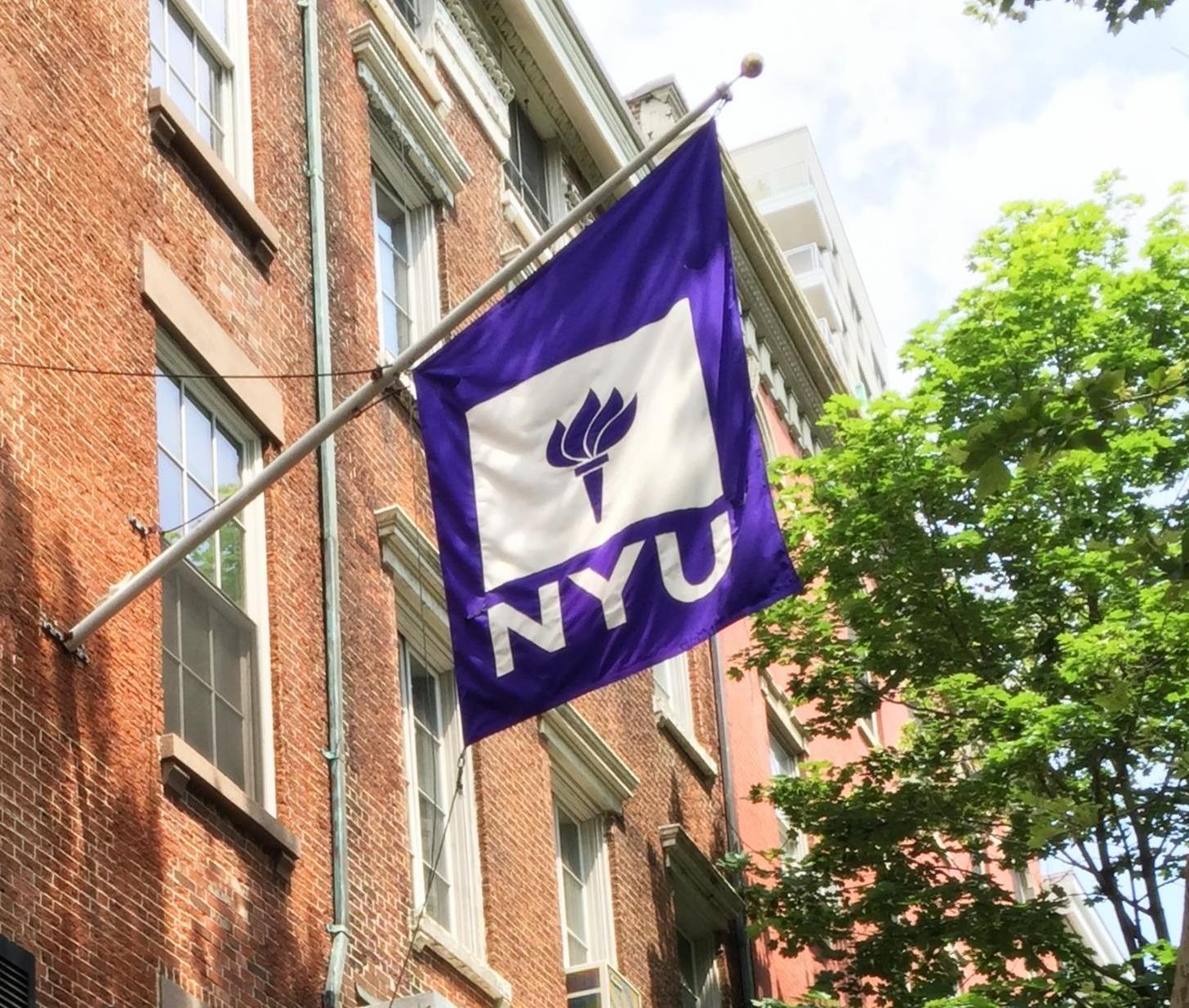 nyu law flag cropped